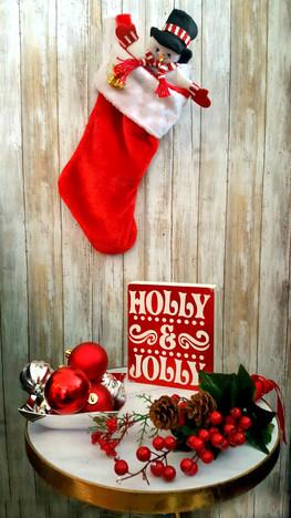 Interior Styling -Christmas