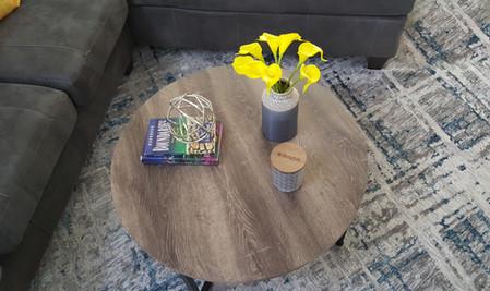 Transitional Living Room Upgrade