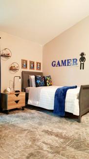 Boys Video Game Bedroom