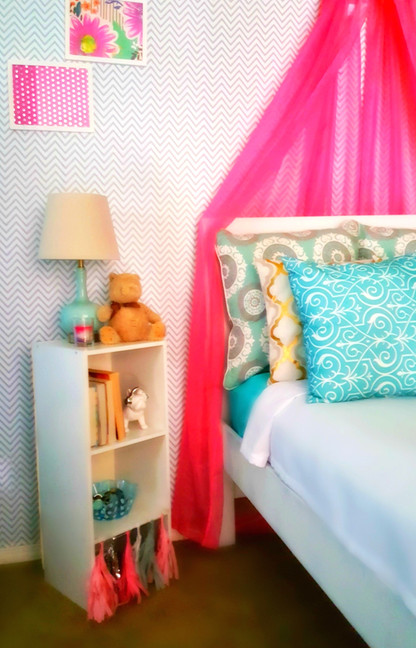 Pre-teen Bedroom Design