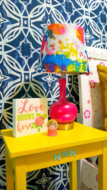 Eclectic Kids Bedroom Decor