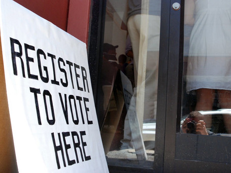 Today is last day to register to vote in Alabama
