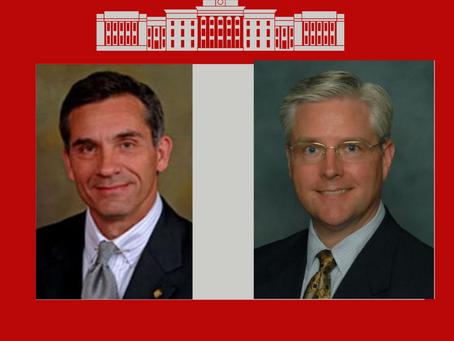 Leadership changes in the Alabama Senate: Marsh steps down as pro-tem