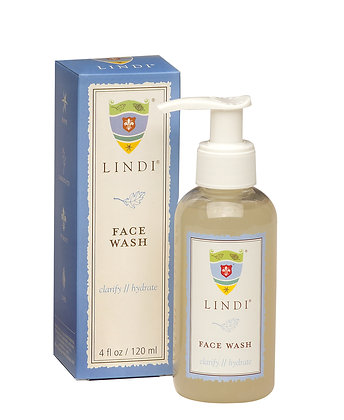 Lindi Face Wash 4 oz