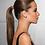 Thumbnail: 16″ HUMAN HAIR WRAP AROUND PONY