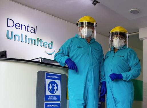 Bioseguridad COVID-19 en Dental Unlimited