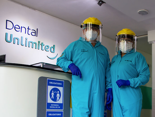 Bioseguridad COVID-19 en Dental Unlimited
