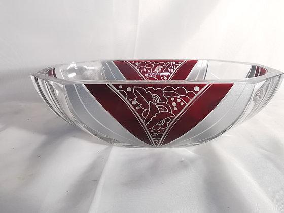 Art Deco Fruit Bowl/ Centrepiece.