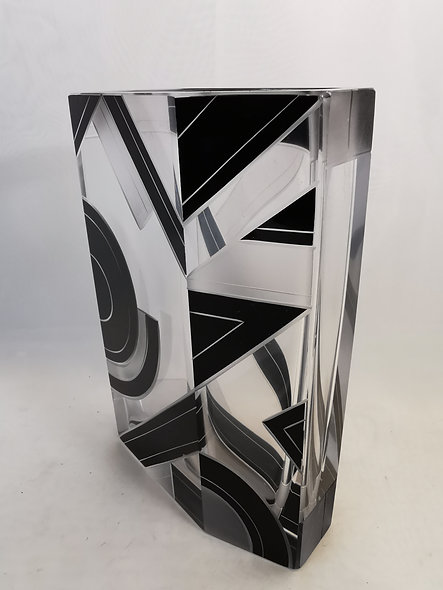 Art Deco Karl Palda Vase