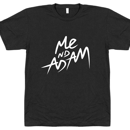 Me Nd Adam Classic Logo Tee