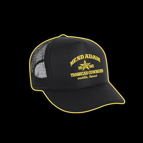 Varsity Trucker Hat (screen printed)