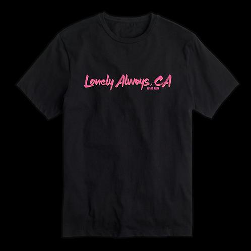 Lonely Always Logo Tee