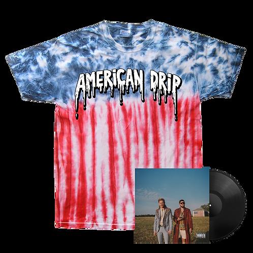 American Drip Bundle 1 - Vinyl and Tee