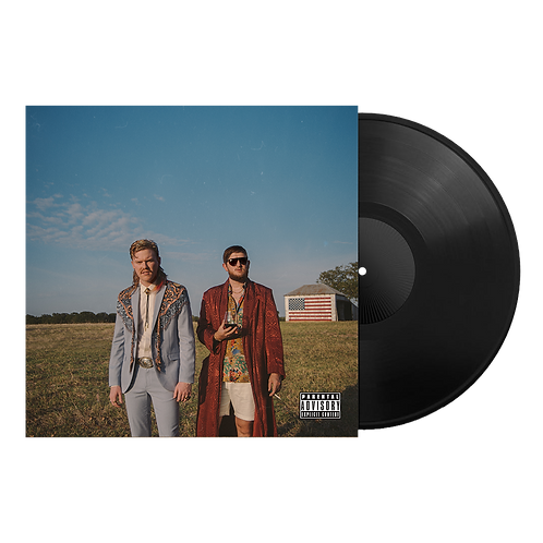 American Drip Part I - Without Autograph Vinyl Album