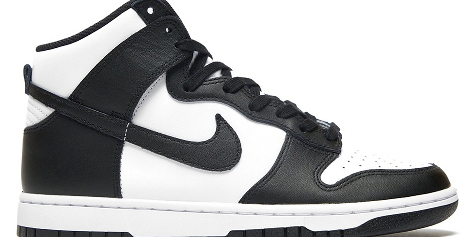 Nike Dunk High Panda (W)