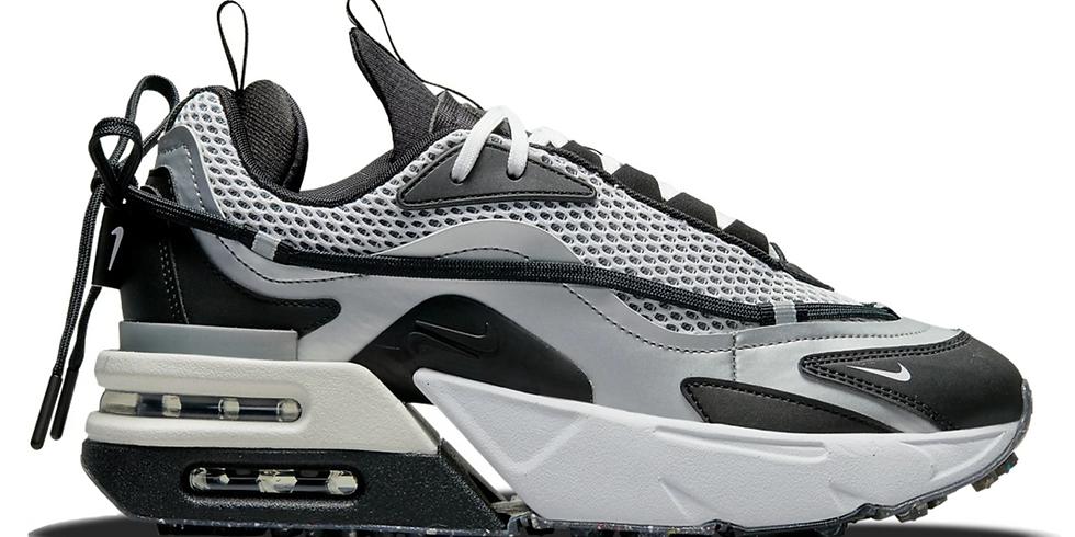 Nike Air Max Furyosa Silver Black (W)
