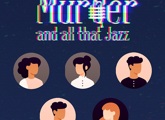 Murder and all that Jazz - Friends & Family Pack