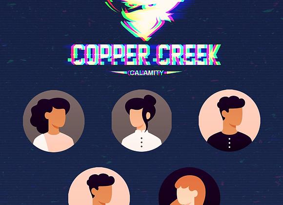 Copper Creek Calamity - The Outsiders Pack