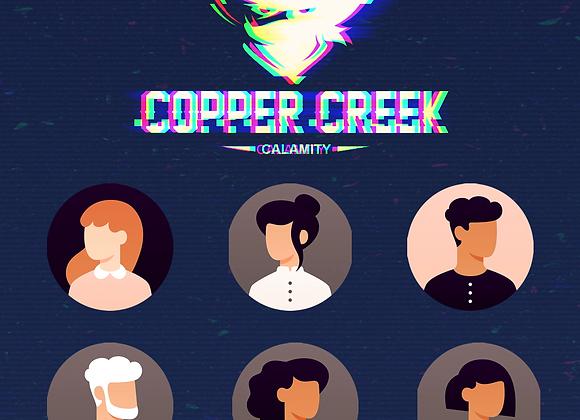 Copper Creek Calamity - Core