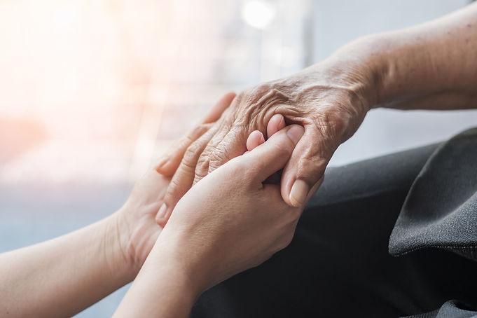 Parkinson disease patient, Alzheimer eld