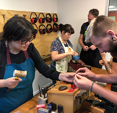 Creative Jewellery making classes at NZSAF (Epsom Campus)