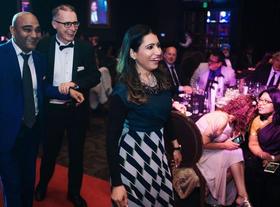 Ekta Chibbar Ohri at the Westpac Awards 2020