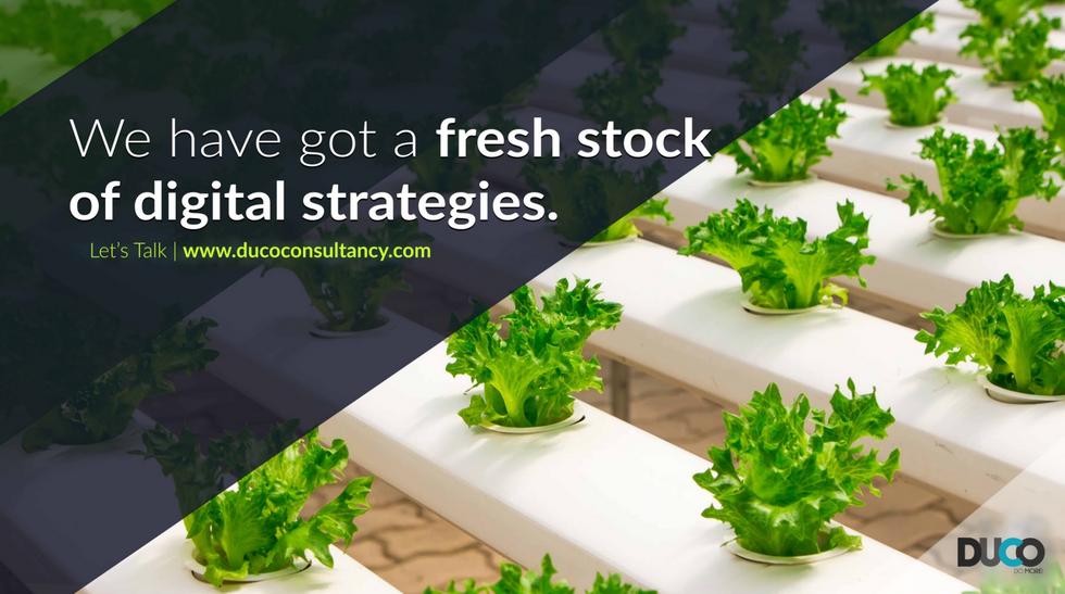 New Stock on Digital Strategies every minute