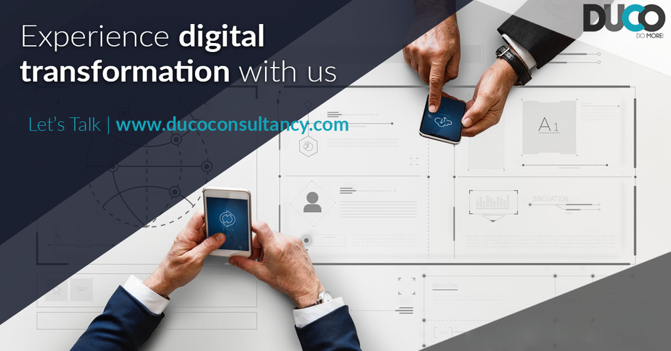 Looking for Digital Transformation?