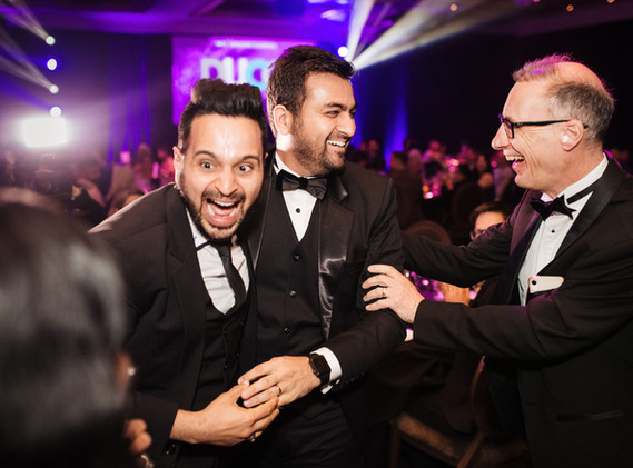 Gagan, Gaurav and Ed