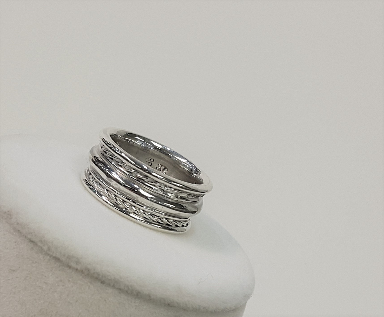 Stack of rings