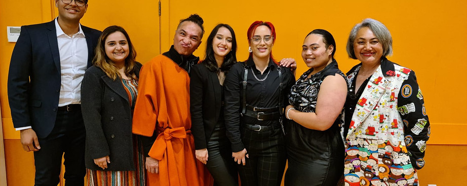 NZSAF Team at Dressed in Confidence 2021