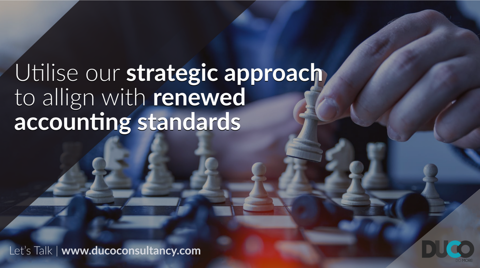 Renew your accountign and operating standards