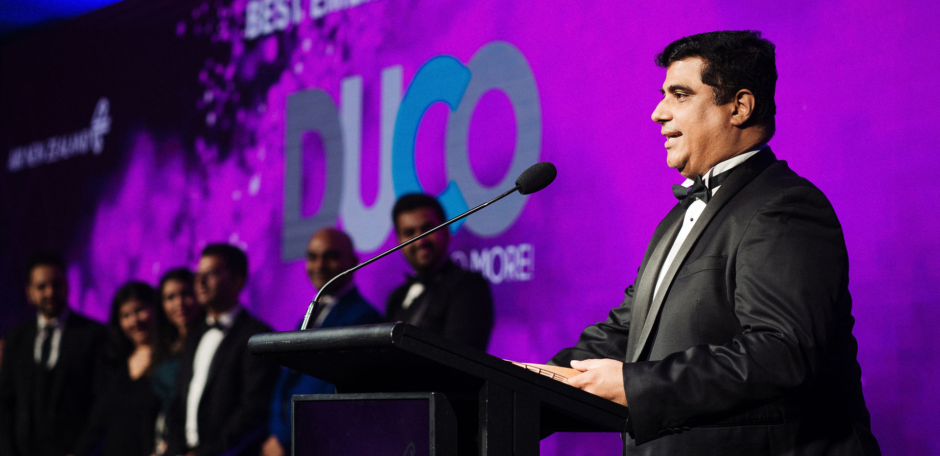 Chandan Ohri's speech at the westpac awards 2020