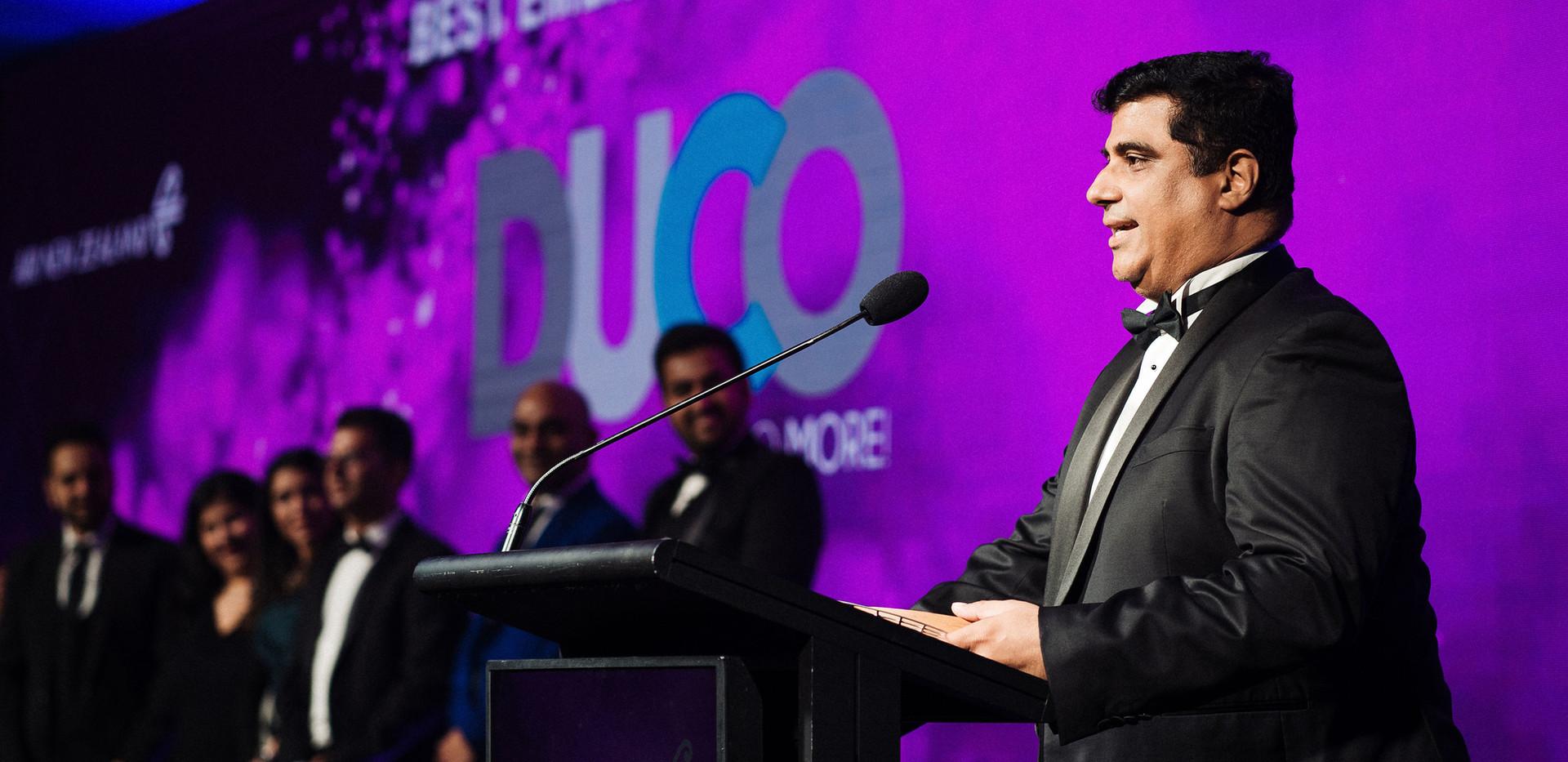 Chandan Ohri's speech at the westpac awards 2020