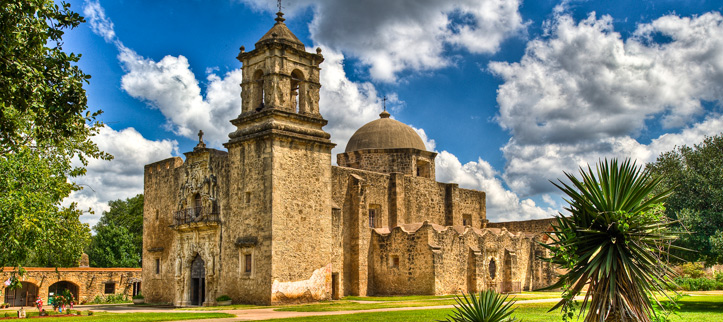 San Antonio Missions Trail