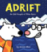 Adrift: An Odd Couple fo Polar Bears by Jessica Olien