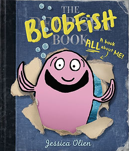 BLOBFISH BY JESSICA OLIEN