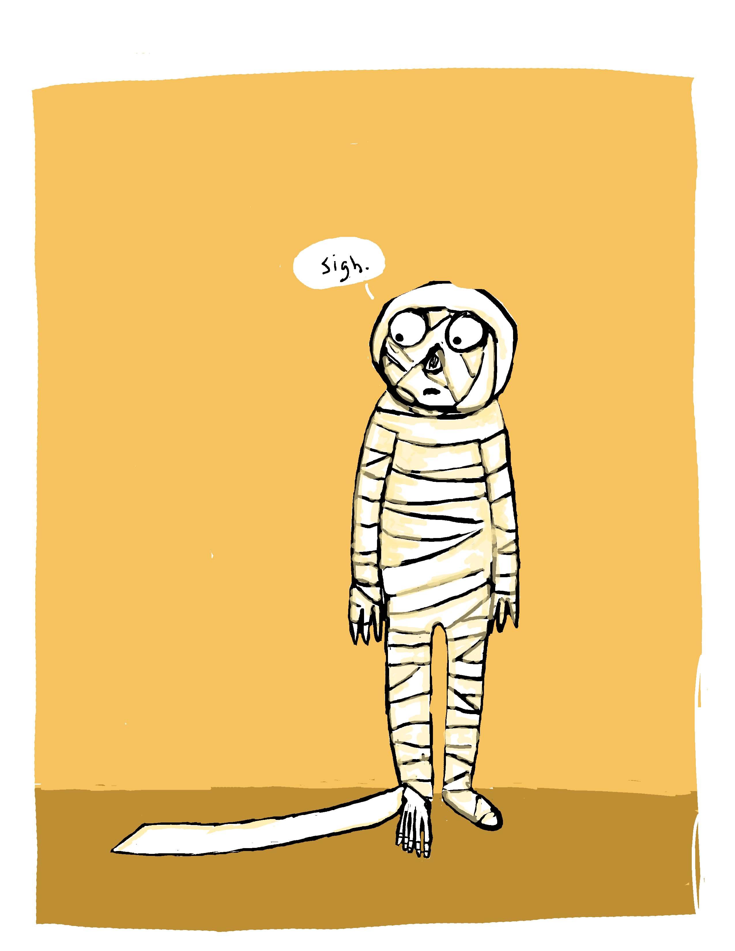 mummypoop
