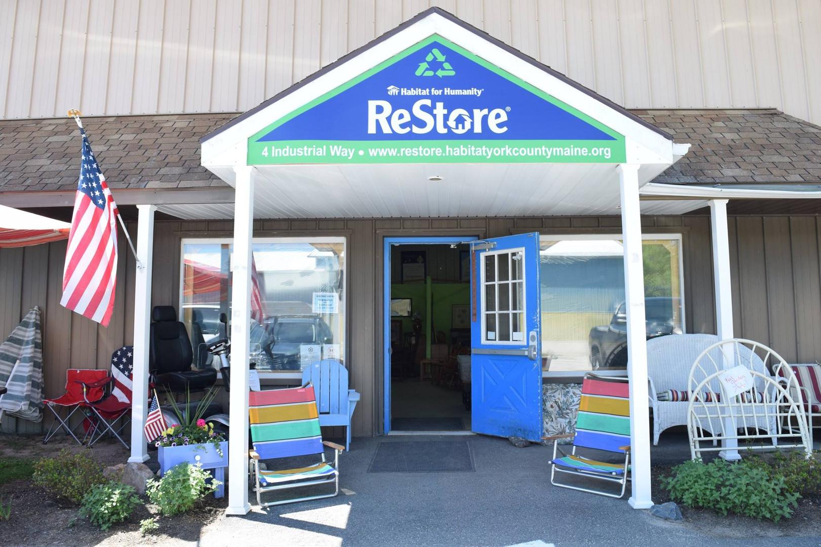 Kennebunk ReStore