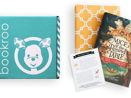 Bookish Subscription Boxes for the Kiddos