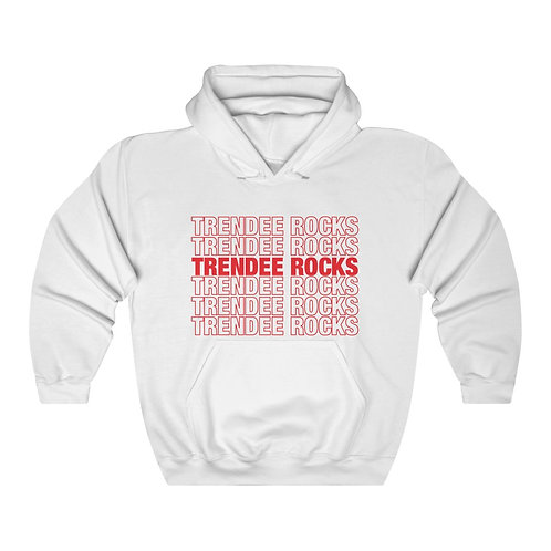 Thank You Trendee Rocks Unisex Hoodie