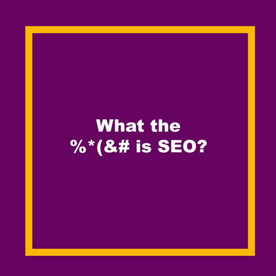 SEO for People Who Don't Speak Geek