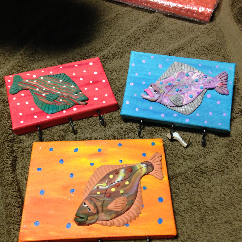 Flat Fish Misc