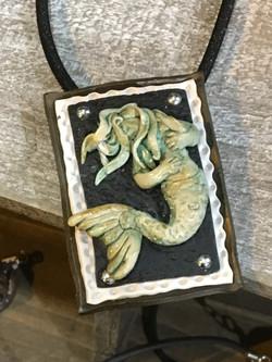 Verdigre Mermaid