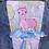 Thumbnail: Hand-Painted Alpaca Denim Jacket