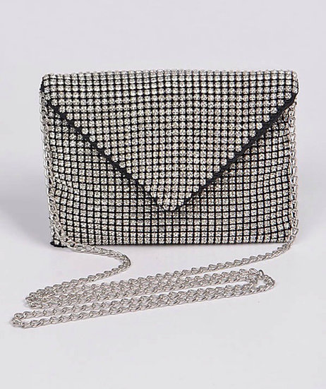 Iced Out Purse/Clutch