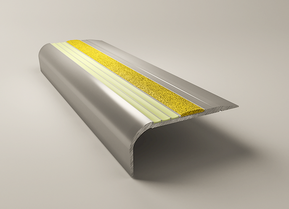 81-80-ЭКО-071 Закруглённая угловая накладка (оковка)