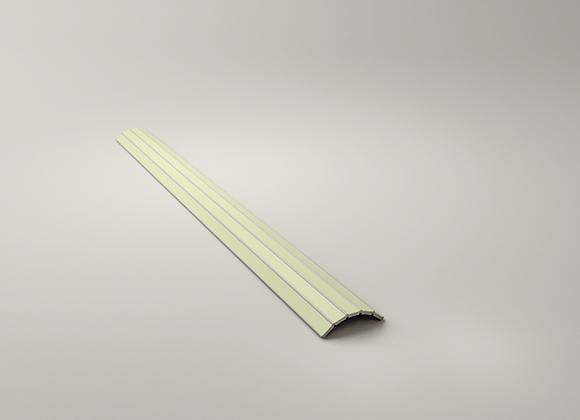 07-27-ЭКО-000 Накладка радиусная на перила