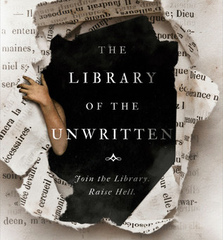 Book Review: The Library of the Unwritten