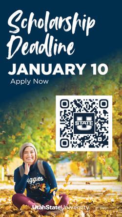 USU Term 3 ScholarshipDeadline
